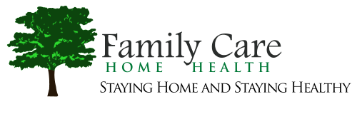 Family Care Home Health Logo
